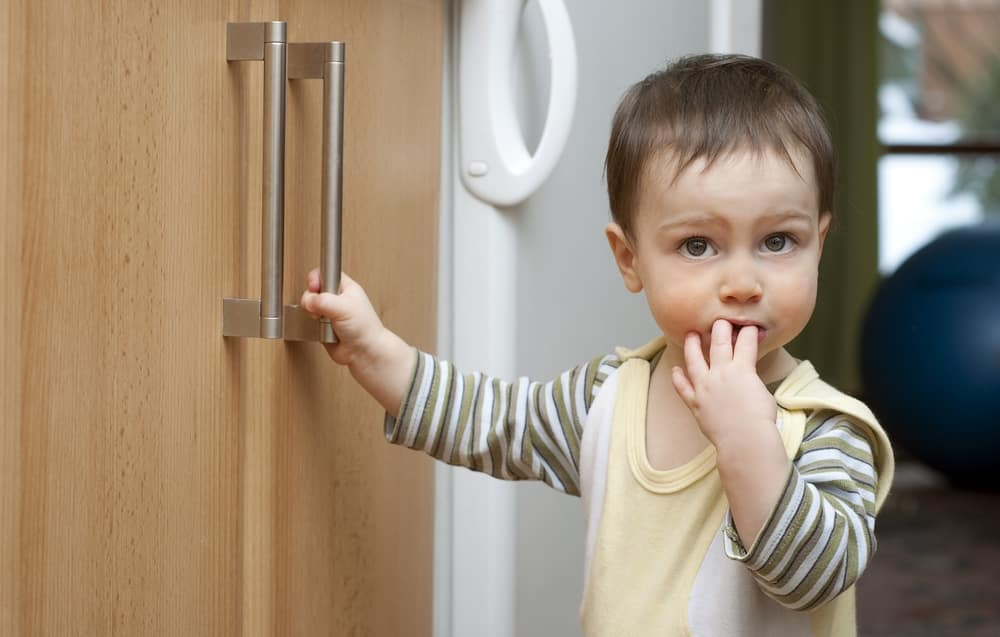 Childproofing Your Home for a Toddler