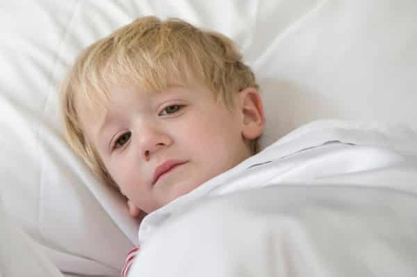 How to Look After a Sick Toddler