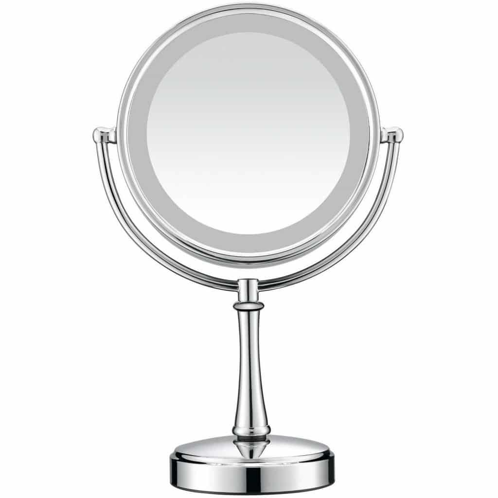 parentsneed top 5 best lighted makeup mirror 2017 reviews. Black Bedroom Furniture Sets. Home Design Ideas