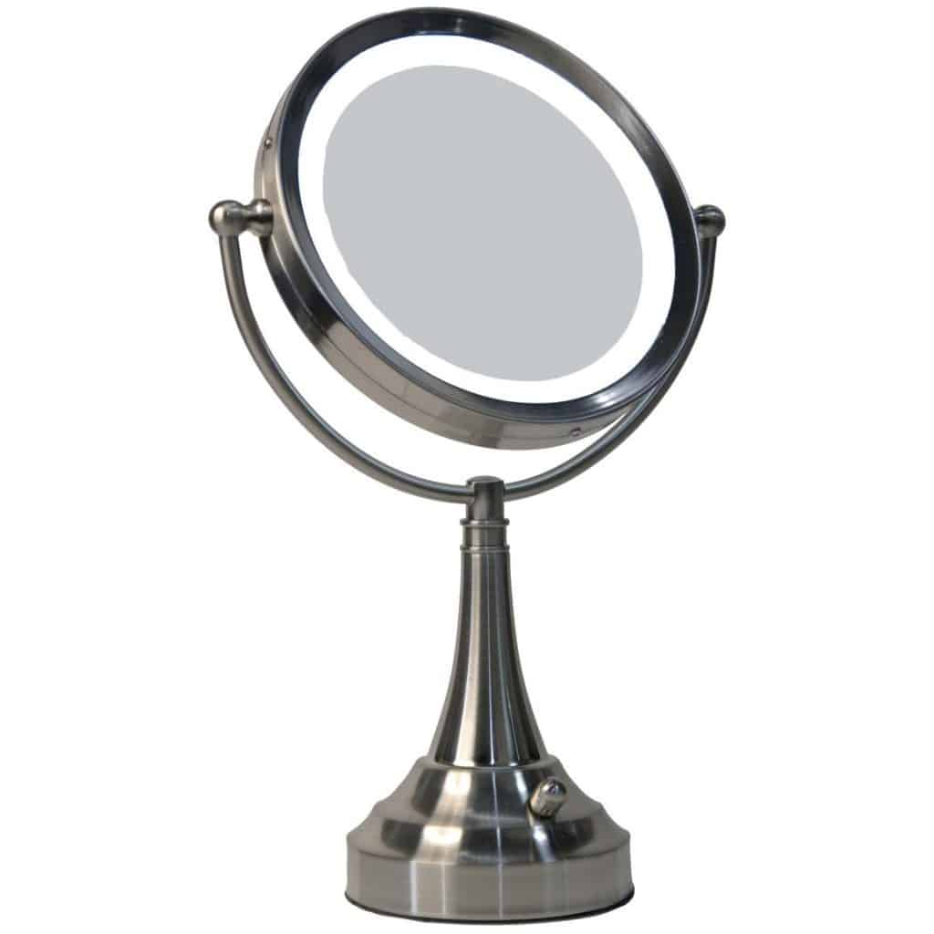 Top 5 best lighted makeup mirror 2018 reviews parentsneed for Mirror video