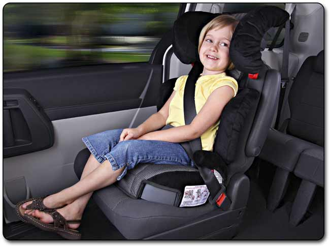 5 Best Booster Seats