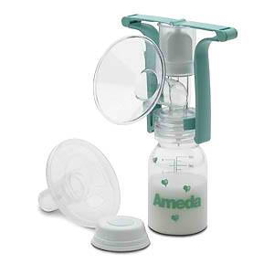 Ameda One Hand Breast Pump