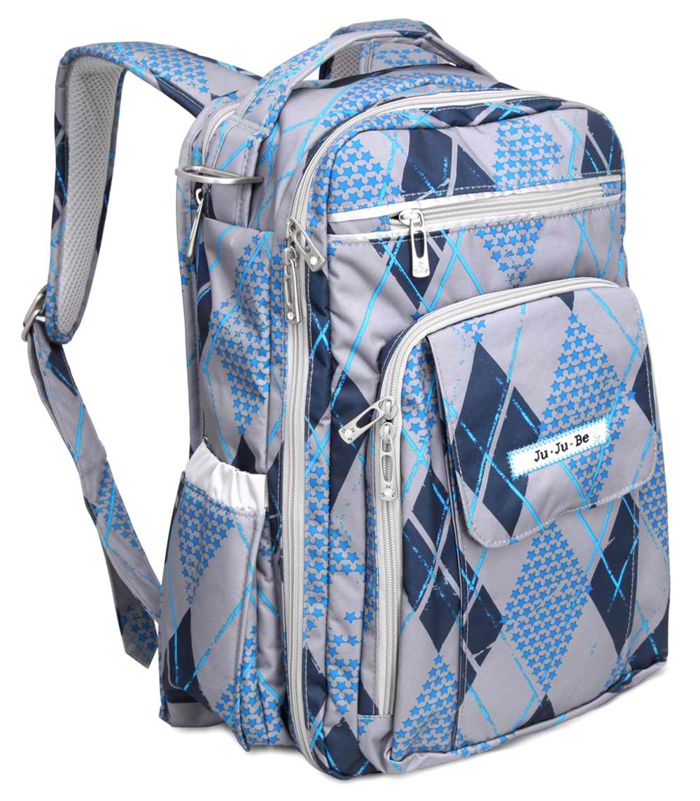 Ju-Ju-Be Be Right Back Backpack Diaper Bag