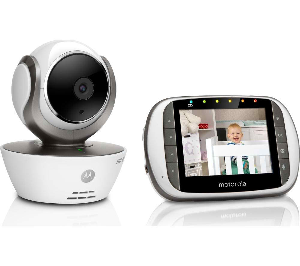 Motorola MBP853 Connect Digital Baby Monitor