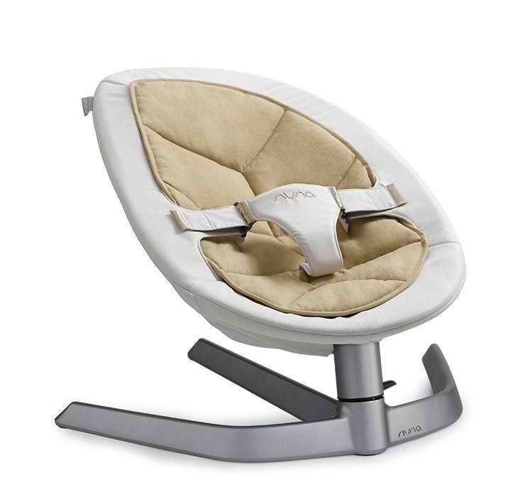 Nuna Leaf Baby Seat With Mesh