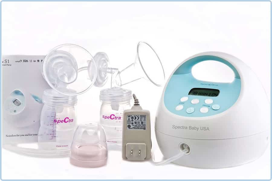 Spectra Baby S1 USA Double/Single Breast Pump