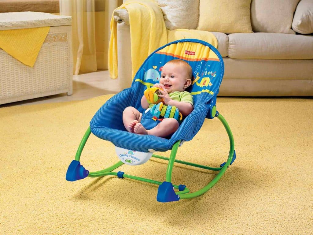 Top 5 Best Baby Rocker Chairs