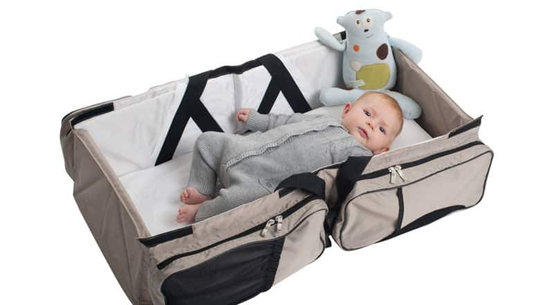Top 5 Best Travel Cots For Babies