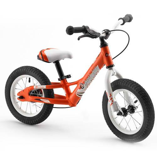 """Tykesbykes Charger 12"""" Kids Balance Bike"""