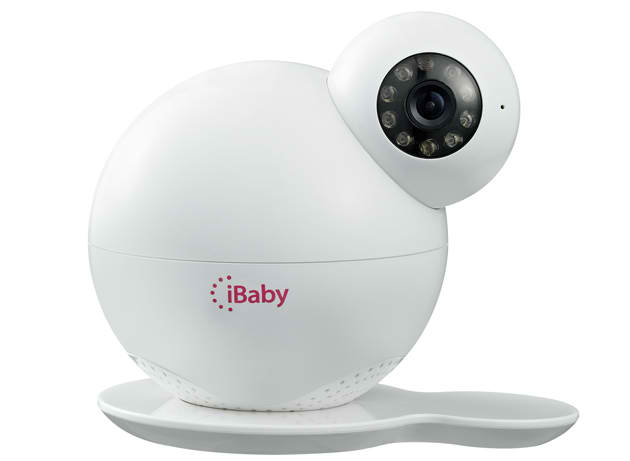 iBaby M6T HD Wi-Fi Digital Baby Video Camera Monitor