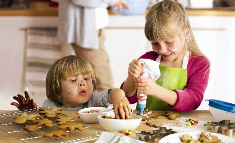 Baking Summer Holiday Activities