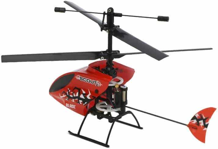 Blade Scout CX RTF 3-Channel Heli
