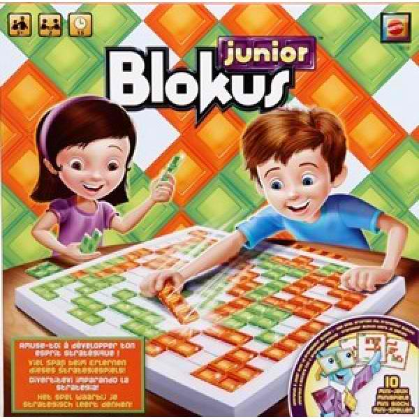 Blokus and Blokus Junior