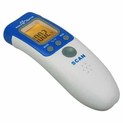Easy@Home NCT-301 3 in 1 Non-Contact Infrared Forehead Thermometer