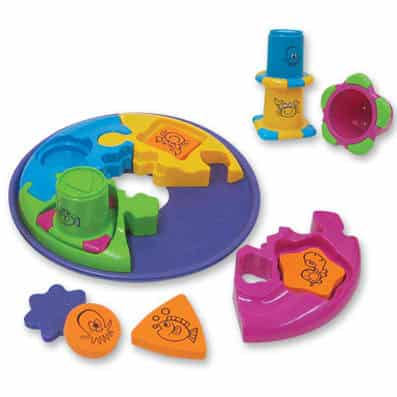 Edushape Cup-O-Fun Water Toy