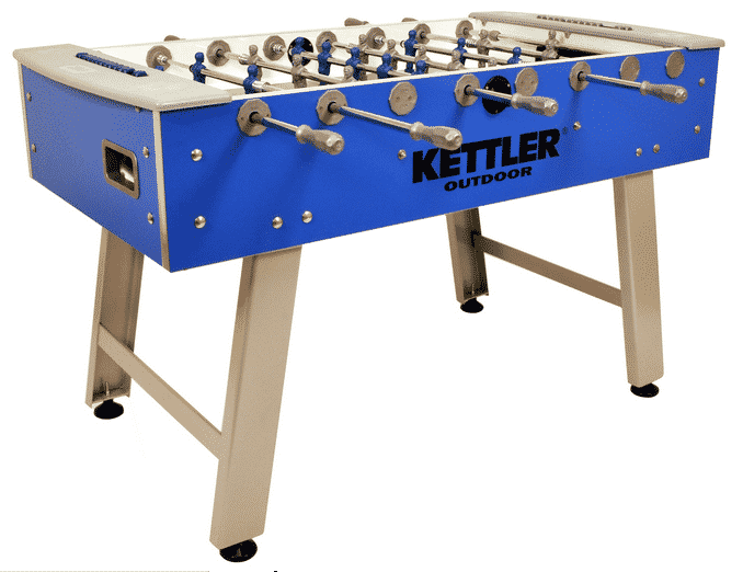 Kettler Cavalier 58 Inch Outdoor FoosBall Table