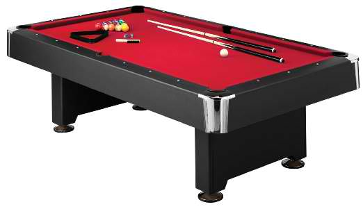 Mizerak Donovan II 8-Foot Billiard Table
