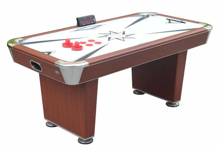 Bon Playcraft Derby 6u0027 Air Hockey Table