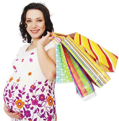 Purchases For Mum - Pregnancy