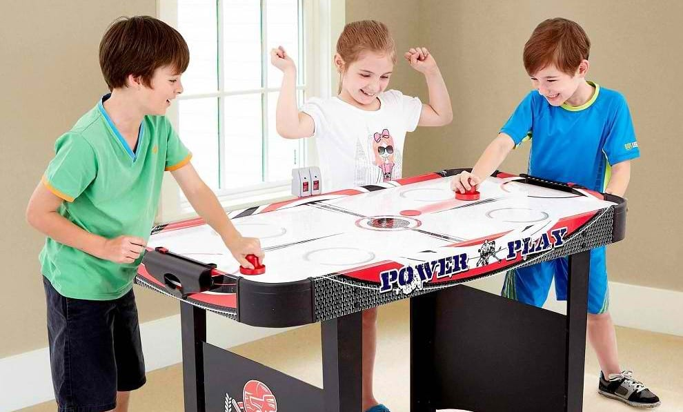 Top 5 Best Air Hockey Tables For Kids