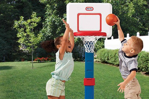 Top 5 Best Basketball Hoops For Kids