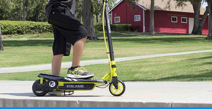 Top 5 Best Electric Scooters For Kids Under 10