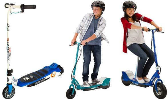 Top 5 Best Electric Scooters For Kids Under 15