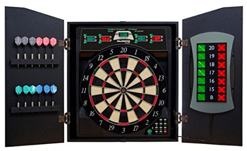 Top 5 Best Electronic Dartboards