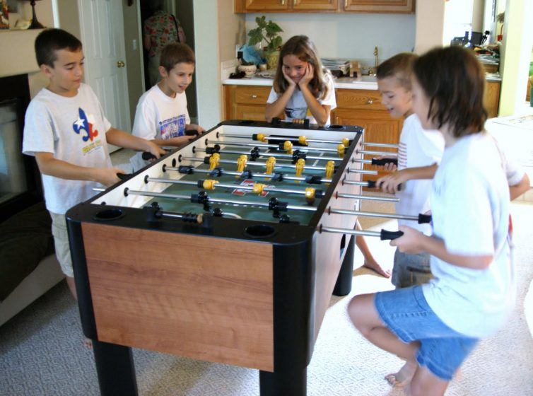 Top 5 Best FoosBall Tables