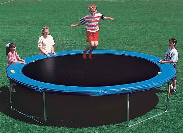 Top 5 Best Round Trampolines