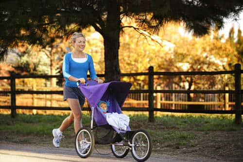 Top Tips for Running with Jogging Stroller