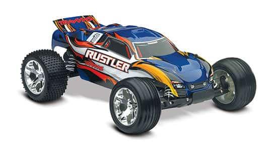 Traxxas RTR 1 10 XL-5 Rustler
