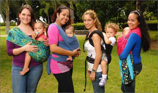 Why You Should Wear Your Baby Using Baby Slings