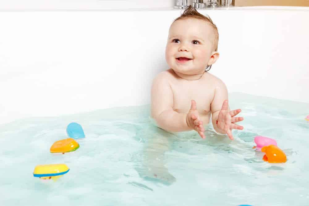 How To Make Your Baby Bath Time A Happy One Parentsneed