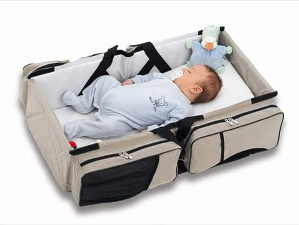 travelling with a baby 1