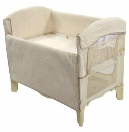 Arms Reach Ideal Arc Original Co-Sleeper Bedside Bassinet
