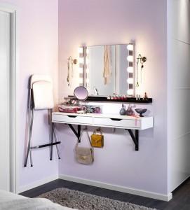 Best Lighted Makeup Mirror  B2