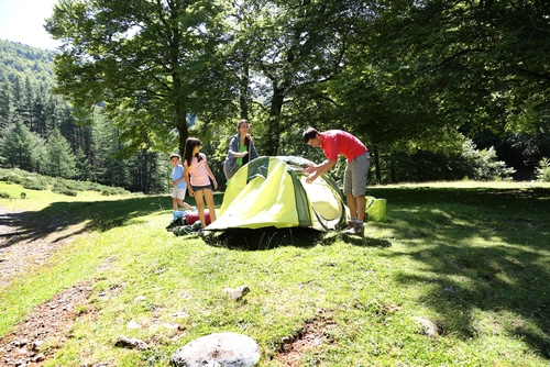 Camping with Your Family 3