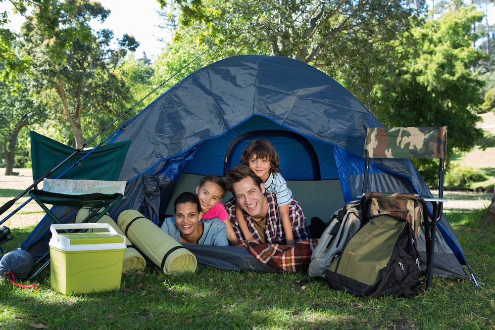 Camping with Your Family