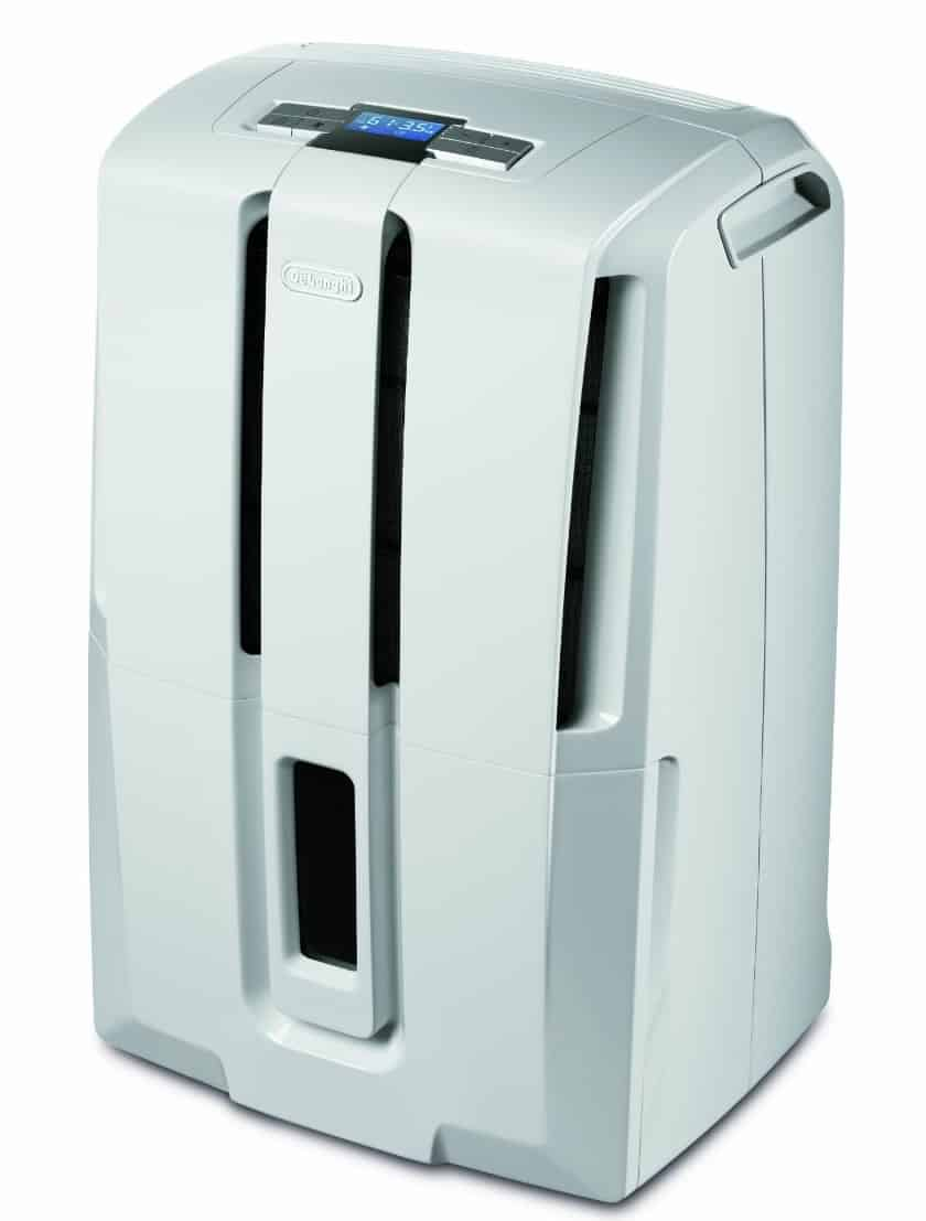 DeLonghi DD45E Energy Star Dehumidifier