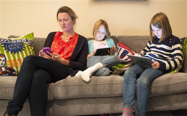 Digital Time and Your Children