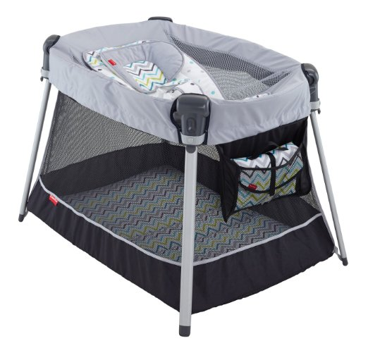Fisher Price Ultra-Lite Day and Night Play Yard