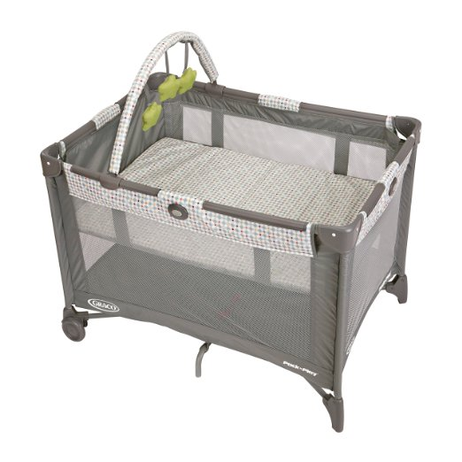 Graco Pack N Play Playard Bassinet