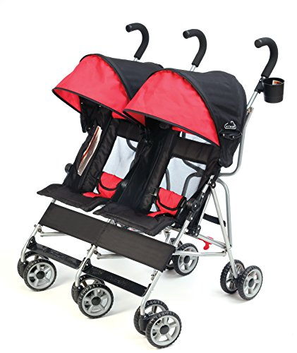 Kolcraft Cloud Side by Side Stroller