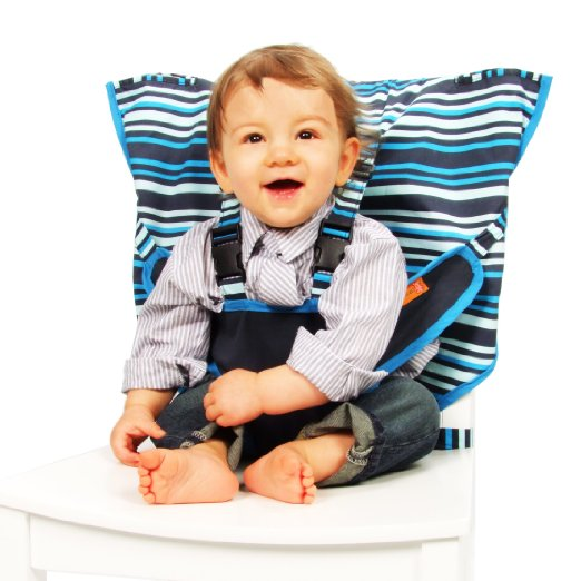 My Little Seat Infant Travel High Chair