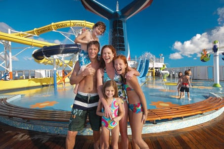 Summer Vacation Ideas - cruise
