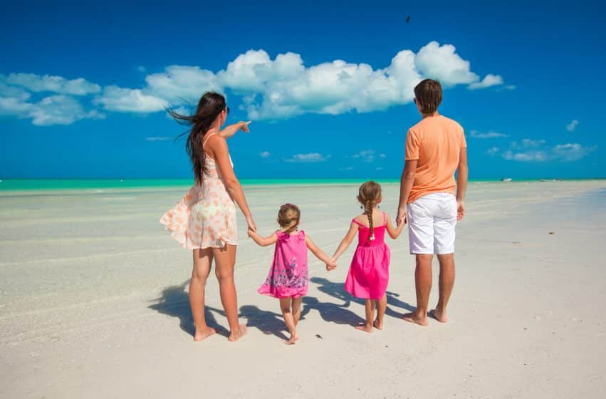 Summer Vacation Ideas for Families with Kids