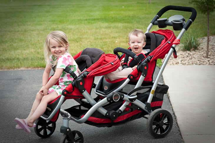 Top 5 Best Double Strollers