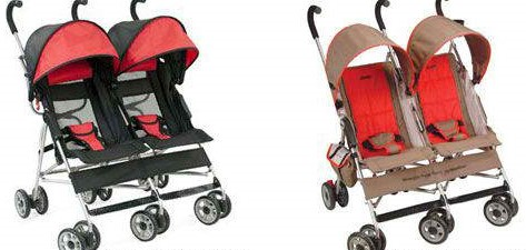 Top 5 Best Double Umbrella Strollers