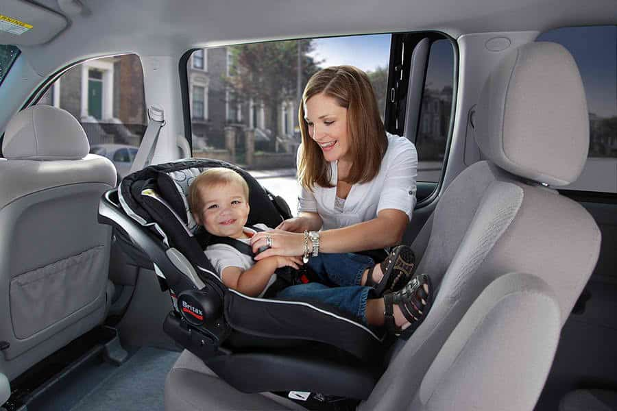 choosing the best car seat